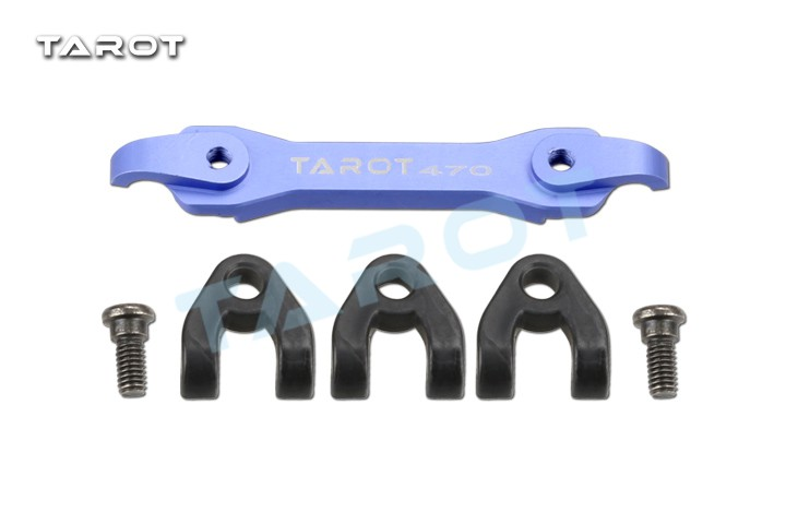 Tarot 470 tail support bar fixing column For Aircraft Helicopter