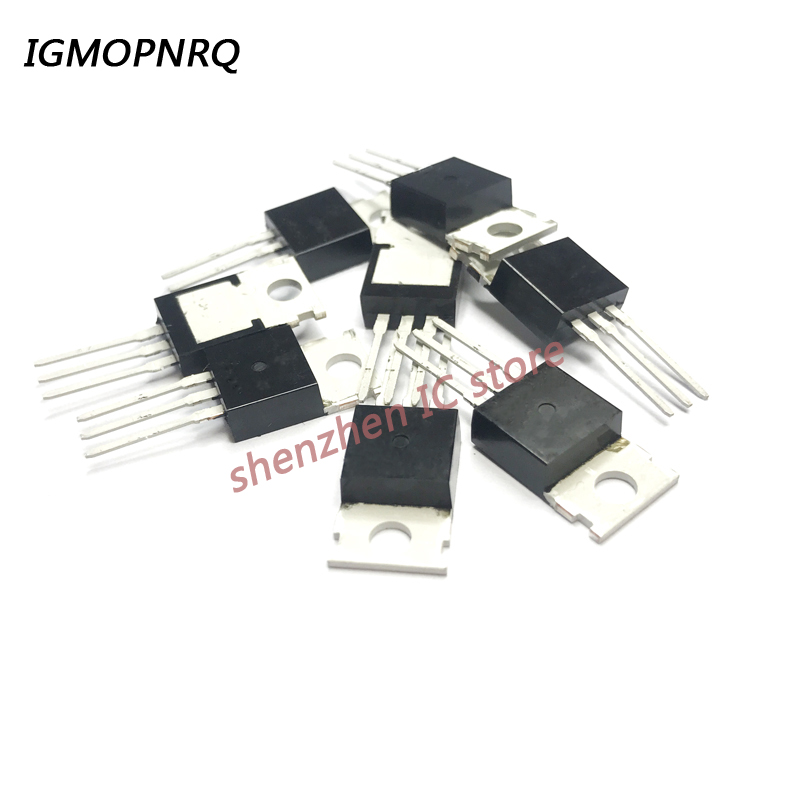 10 Adet/grup IRF540N TO-220 IRF540NPBF IRF540 MOSFET MOSFT 100 V 33A 44 mOhm 47.3nC Yeni orijinal